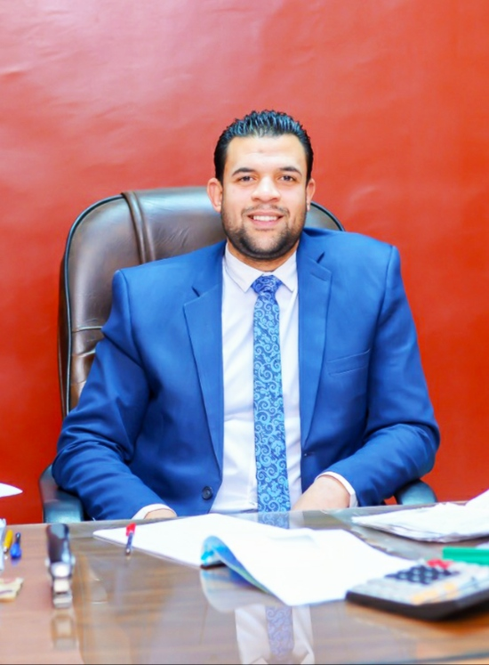 ا\وائل مسعد علي يعمل لدى التعلب للبلاستيك - التعلب بلاست